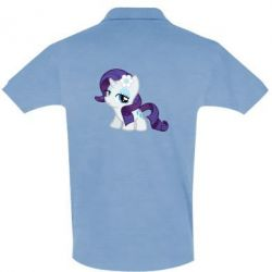 Футболка Поло Rarity small - FatLine
