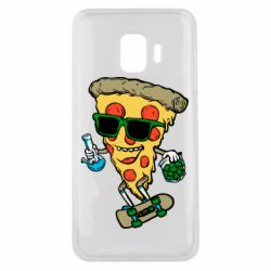 Чехол для Samsung J2 Core Rasta pizza