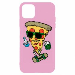 Чехол для iPhone 11 Rasta pizza