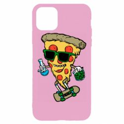 Чехол для iPhone 11 Pro Max Rasta pizza