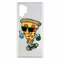 Чехол для Samsung Note 10 Plus Rasta pizza