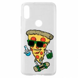 Чехол для Xiaomi Mi Play Rasta pizza
