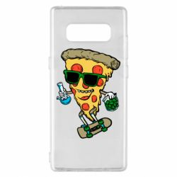 Чехол для Samsung Note 8 Rasta pizza