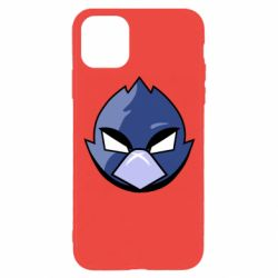 Чехол для iPhone 11 Pro Crow from game