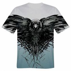 Чоловічі футболки з принтом на тему  Гра престолів - купити в Києві ... e0839cb6dd4ae