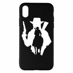 Чохол для iPhone X/Xs RDR silhouette