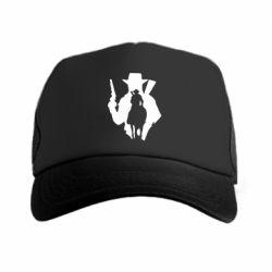 Кепка-тракер RDR silhouette