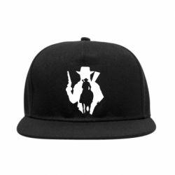 Снепбек RDR silhouette