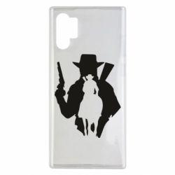 Чохол для Samsung Note 10 Plus RDR silhouette