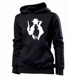 Толстовка жіноча RDR silhouette
