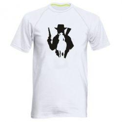 Чоловіча спортивна футболка RDR silhouette