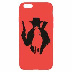 Чохол для iPhone 6/6S RDR silhouette