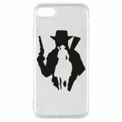 Чохол для iPhone 7 RDR silhouette