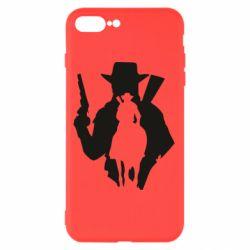 Чохол для iPhone 8 Plus RDR silhouette
