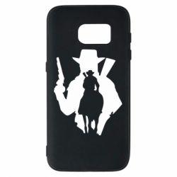 Чохол для Samsung S7 RDR silhouette