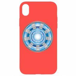 Чохол для iPhone XR Реактор Тоні Старка