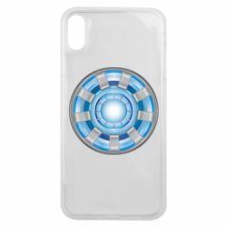 Чохол для iPhone Xs Max Реактор Тоні Старка