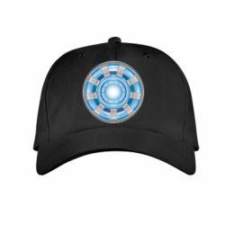 Детская кепка Реактор Тони Старка - FatLine