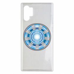 Чохол для Samsung Note 10 Plus Реактор Тоні Старка