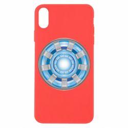 Чохол для iPhone X/Xs Реактор Тоні Старка