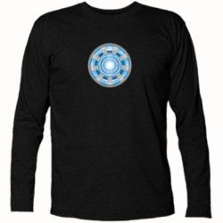 Футболка с длинным рукавом Реактор Тони Старка - FatLine