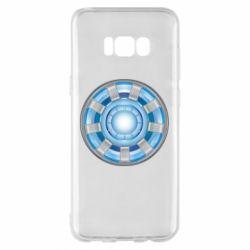 Чохол для Samsung S8+ Реактор Тоні Старка