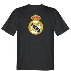 Мужская футболка Real Madrid - FatLine