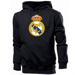 Мужская толстовка Real Madrid - FatLine