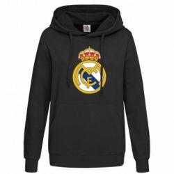 Женская толстовка Real Madrid