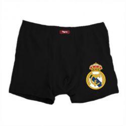 Мужские трусы Real Madrid