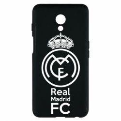 Купить Реал Мадрид (Real Madrid), Чехол для Meizu M6s Реал Мадрид, FatLine