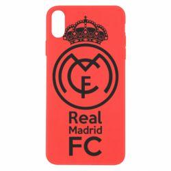 Женская толстовка Реал Мадрид