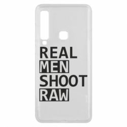Чохол для Samsung A9 2018 Real Men Shoot RAW