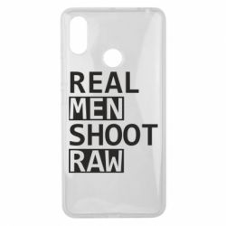 Чохол для Xiaomi Mi Max 3 Real Men Shoot RAW