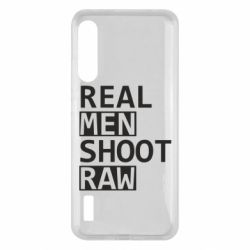 Чохол для Xiaomi Mi A3 Real Men Shoot RAW