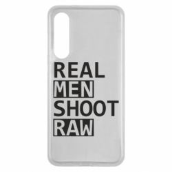 Чохол для Xiaomi Mi9 SE Real Men Shoot RAW