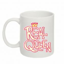Кружка 320ml Real queen