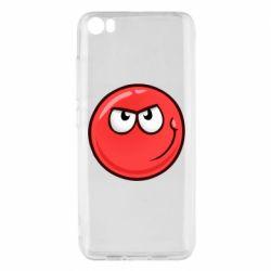 Чехол для Xiaomi Mi5/Mi5 Pro Red Ball game