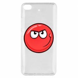 Чехол для Xiaomi Mi 5s Red Ball game