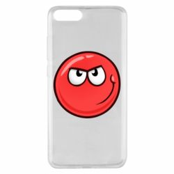 Чехол для Xiaomi Mi Note 3 Red Ball game