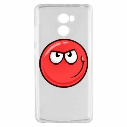 Чехол для Xiaomi Redmi 4 Red Ball game