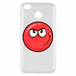 Чехол для Xiaomi Redmi 4x Red Ball game