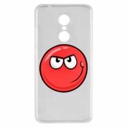 Чехол для Xiaomi Redmi 5 Red Ball game