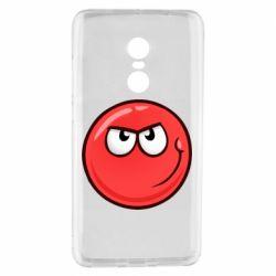 Чехол для Xiaomi Redmi Note 4 Red Ball game