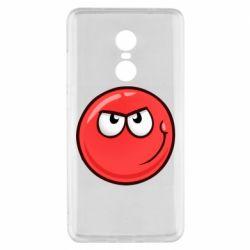 Чехол для Xiaomi Redmi Note 4x Red Ball game