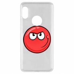 Чехол для Xiaomi Redmi Note 5 Red Ball game