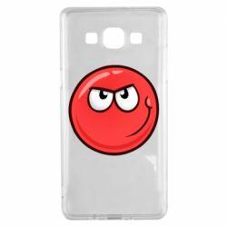 Чехол для Samsung A5 2015 Red Ball game
