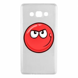 Чехол для Samsung A7 2015 Red Ball game
