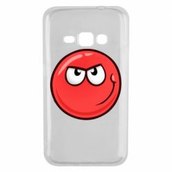 Чохол для Samsung J1 2016 Red Ball game