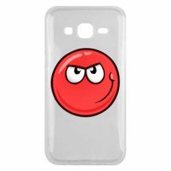 Чехол для Samsung J5 2015 Red Ball game